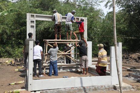 15 Kabupaten di Jateng Jadi Sasaran Tempat Pembangunan Rumah Tahan Gempa