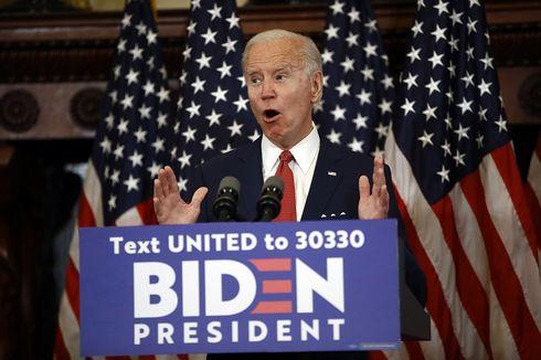 Lawan Trump di Pilpres AS 2020, Berikut Sepak Terjang Joe Biden