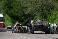 Baku Tembak di Kota Slavyansk, 4 Tentara Ukraina Tewas