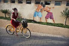 Usai Kasus Pemerkosaan Gadis 16 Tahun oleh Gangster di Israel, Mural 'Peeping Toms' Dihapus