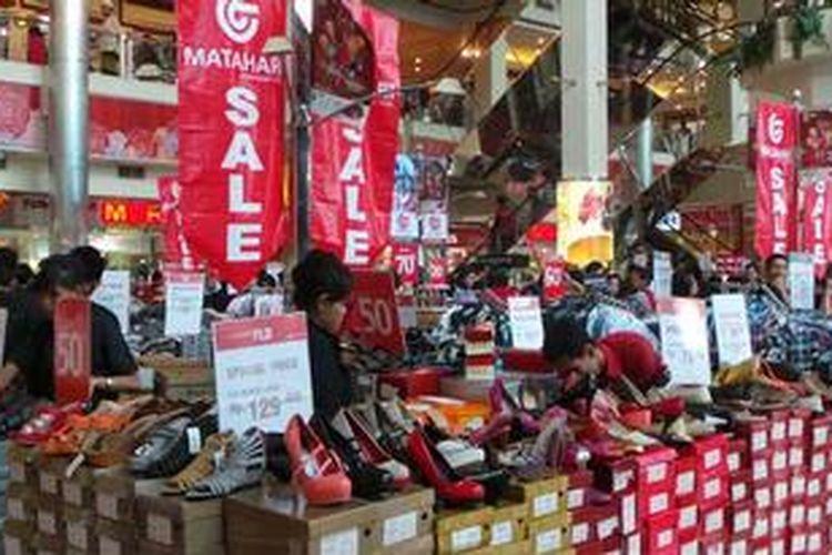 Festival Jakarta Great Sale meriahkan HUT Jakarta ke 486 yang diselenggarakan 36 mall peserta di Jabkdetabek