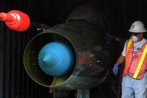 Panama Temukan Dua MiG-21 di Dalam Kapal Korut