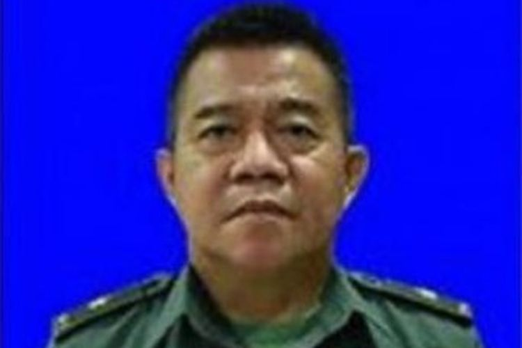 Inspektur Kodam XIII Merdeka Brigjen TNI Junior Tumilaar