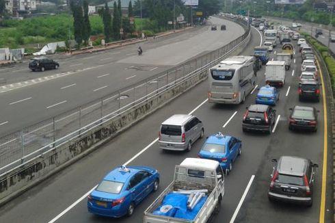 Ada Pelebaran Jalan, Pengguna Tol Soedijatmo Diimbau Antisipasi Waktu Perjalanan