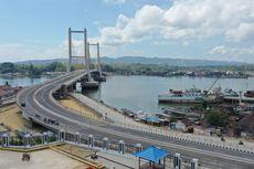 Jembatan Teluk Kendari Diharapkan Dongkrak Ekonomi Sulawesi Tenggara