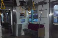 KCJ: Korban Luka Kereta Berbenturan Berjumlah 28 Orang