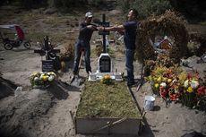 Perayaan Hari Orang Mati di Meksiko Lesu akibat Wabah Corona