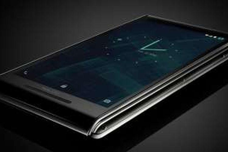 Ponsel Android Solarin diklaim punya enkripsi kelas militer dan dibanderol Rp 190 juta