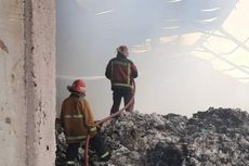 Pabrik Benang di Kawasan Industri Sumedang Terbakar, Kerugian Rp 2,8 Miliar