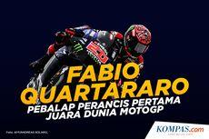 INFOGRAFIK: Profil Juara Dunia MotoGP 2021 Fabio Quartararo