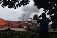 TNI Turunkan Tim Investigasi Usut Ledakan Gudang TNI AL