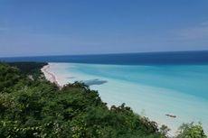 Indahnya Pemandangan Gunung dan Pantai Selatan Pulau Timor