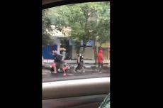 Video Viral Pengeroyokan di Sekitar Alun-alun Lamongan, Seorang Pemuda Ditangkap