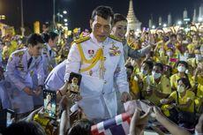 Melihat Cara Raja Thailand Urus Negara dari Jerman Ditemani Rombongan Selir