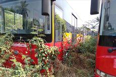 Bus-bus Transjakarta Terbengkalai di Ciputat Dipastikan Milik INKA