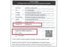 Kementan Konfirmasi SYL Sudah Laporkan LHKPN kepada KPK