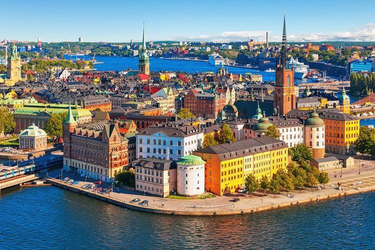 Stockholm, Swedia.