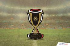 Jadwal Final Piala Indonesia, Persija Tuan Rumah Leg 1