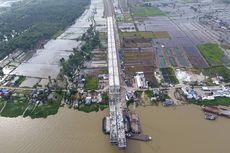 Tol Pertama di Aceh Ditargetkan Rampung Sebelum Lebaran 2020