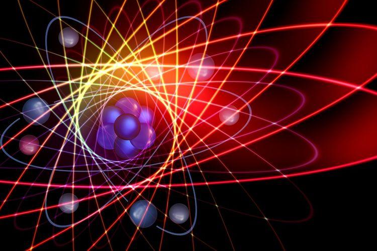 Ilustrasi Teori Kuantum