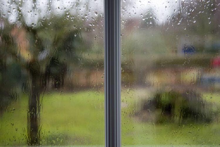 Ilustrasi setelah hujan.
