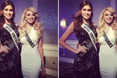 Kontestan Miss Universe 2015 Asal Honduras Punya Masalah Berat Badan