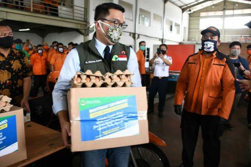 Pemkot Bekasi Bagikan 75.000 Paket Sembako buat Warga Non-DTKS yang Belum Terima Bantuan
