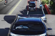 Mobil dengan Pelat Palsu Terekam Kamera Tilang Elektronik di Solo