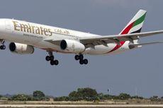Tahun Depan, Emirates Airlines Layani Penerbangan Terpanjang di Dunia