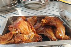 Kuliner Legendaris Yogyakarta, Ayam Mbah Tumbu yang Eksis Sejak 1962