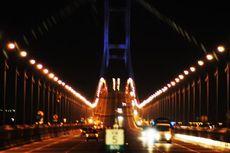 Antisipasi Mudik Lebaran, Tol Jembatan Suramadu Dipasangi 10 CCTV