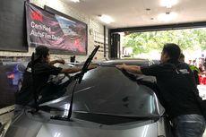 Tanda Kaca Film Mobil Minta Ganti yang Baru