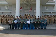 Kunjungan ke Akademi TNI, Menhan Ingatkan Ancaman Radikalisme ke Taruna