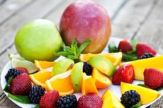Hanya Makan Buah Setiap Hari, Sehatkah?
