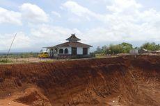 Sebuah Masjid Masih Berdiri di Tengah Proyek Jalan Tol, Ini Kata TMJ