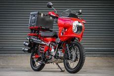 Honda CT125 Gado-gado, Rasa Scrambler dan Club Style Jadi Satu