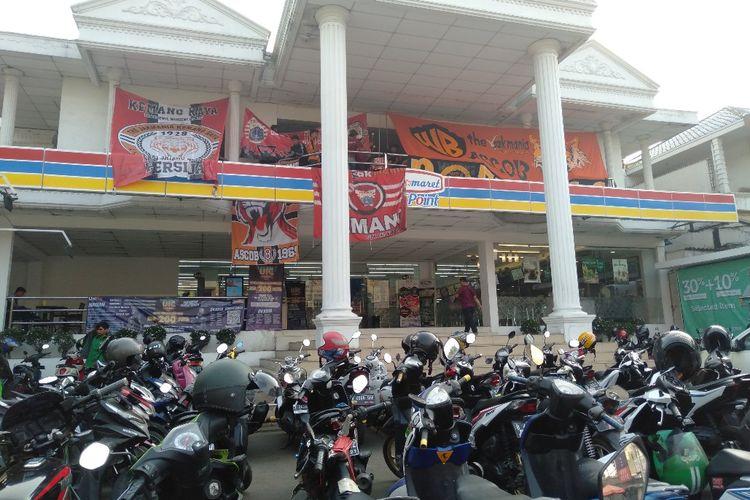 Indomaret Kemang di Jalan Kemang Raya, Jakarta Selatan, Selasa (6/8/2019)