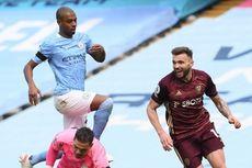 Man City Vs Leeds, Rekor Van Persie Terulang di Tengah Kekalahan The Citizens