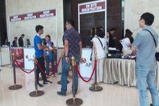 Banyak Peminat, APMF 2014 Layani Registrasi On The Spot
