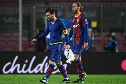 Lionel Messi Diharapkan Ikuti Jejak David Beckham dan Ibrahimovic