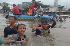 Saat Musim Hujan, Periuk Damai di Kota Tangerang Diperkirakan Terendam Banjir