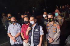 Polisi Lakukan 58 Adegan Rekonstruksi Bentrok dengan Laskar FPI di Tol Jakarta-Cikampek