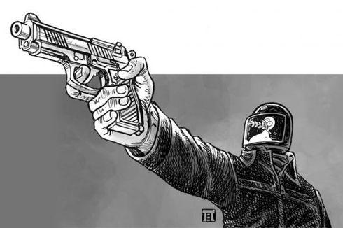 Proyektil dalam Tubuh Polisi PJR yang Ditembak di Tol Kanci-Pejagan Sudah Diangkat
