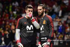 De Gea dan Kepa Sering Dikritik, Pelatih Timnas Spanyol Pasang Badan