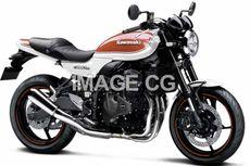 Kawasaki Siapkan ZX-25R Naked Bergaya Retro