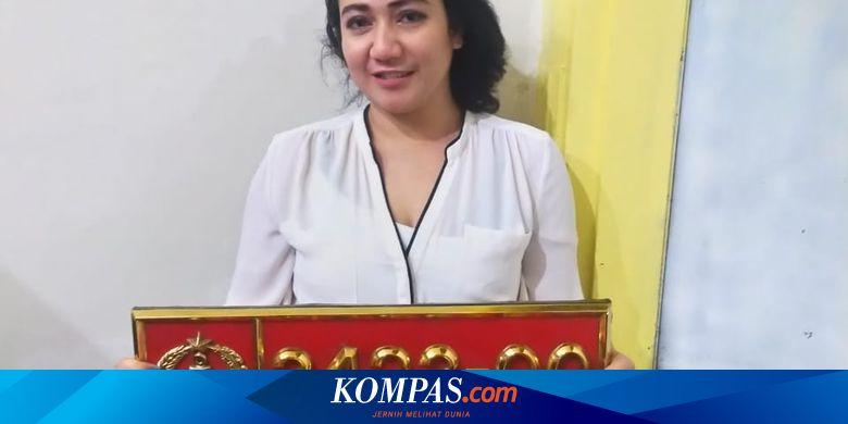 POM TNI Amankan Wanita Pemilik Mobil Berpelat Dina