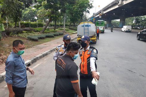 Cerita Sopir Bus Diperas dan Diintimidasi Petugas Dishub DKI Jakarta