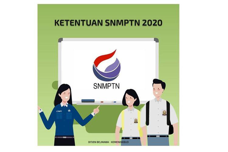 Ketentuan SNMPTN 2020
