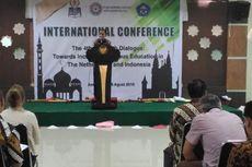 Gubernur Maluku Buka Konferensi Kerukunan Antarumat  Beragama di Ambon