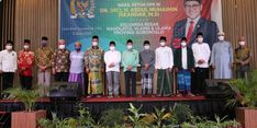 Silaturahmi Ulama Se-Gorontalo, Gus Ami: Optimisme NU Topang RI di Masa Pandemi Covid-19